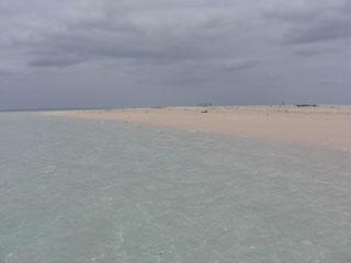今日のはての浜