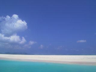 はての浜、夏バージョン