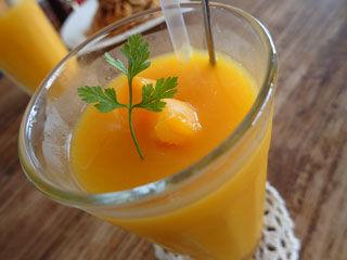 マンゴーオレンジスムージー