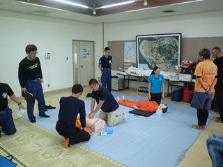 CPR講習 ダイチ