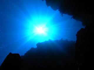 太陽キレイ