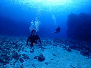 透明度高い海