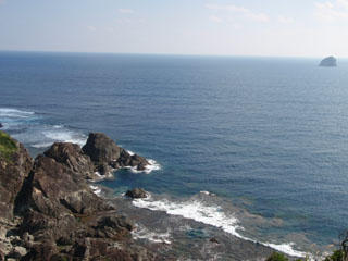 頂上の景色1