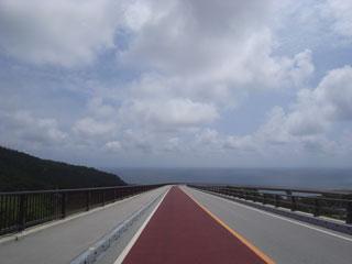 ティーダ橋から