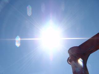 太陽サンサン