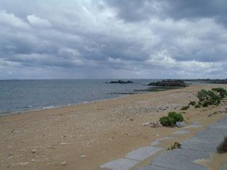 トゥクジム海岸
