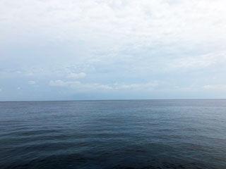 海面ツルツル