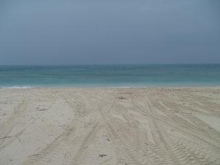 イーフビーチ①
