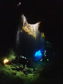 イボヤギの洞窟