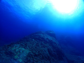 水中トンバラ