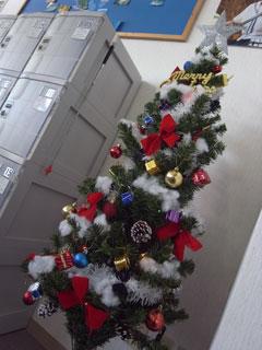 クリスマスツリー表