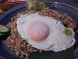 タイ国風チャーハン