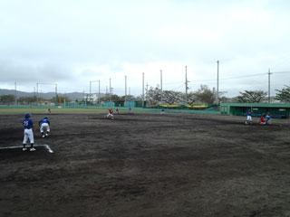 野球大会①