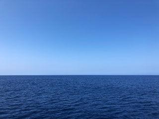 今日の海面