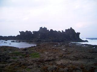 北側の海2