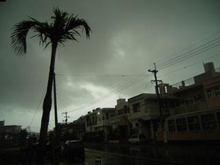10時頃の天候
