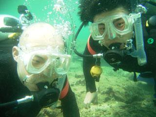 水中撮影大会